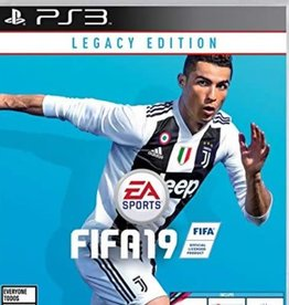 FIFA 19 Legacy Edition - PS3 NEW
