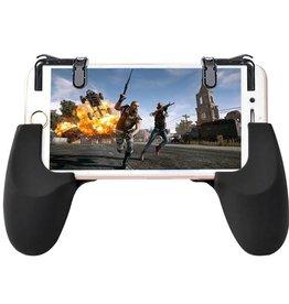 L1R1 L2R2 Mobile Game 4 Trigger Gamepad Controller w/ Joystick