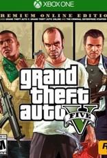 GTA Grand Theft Auto 5  Premium - XBOne NEW