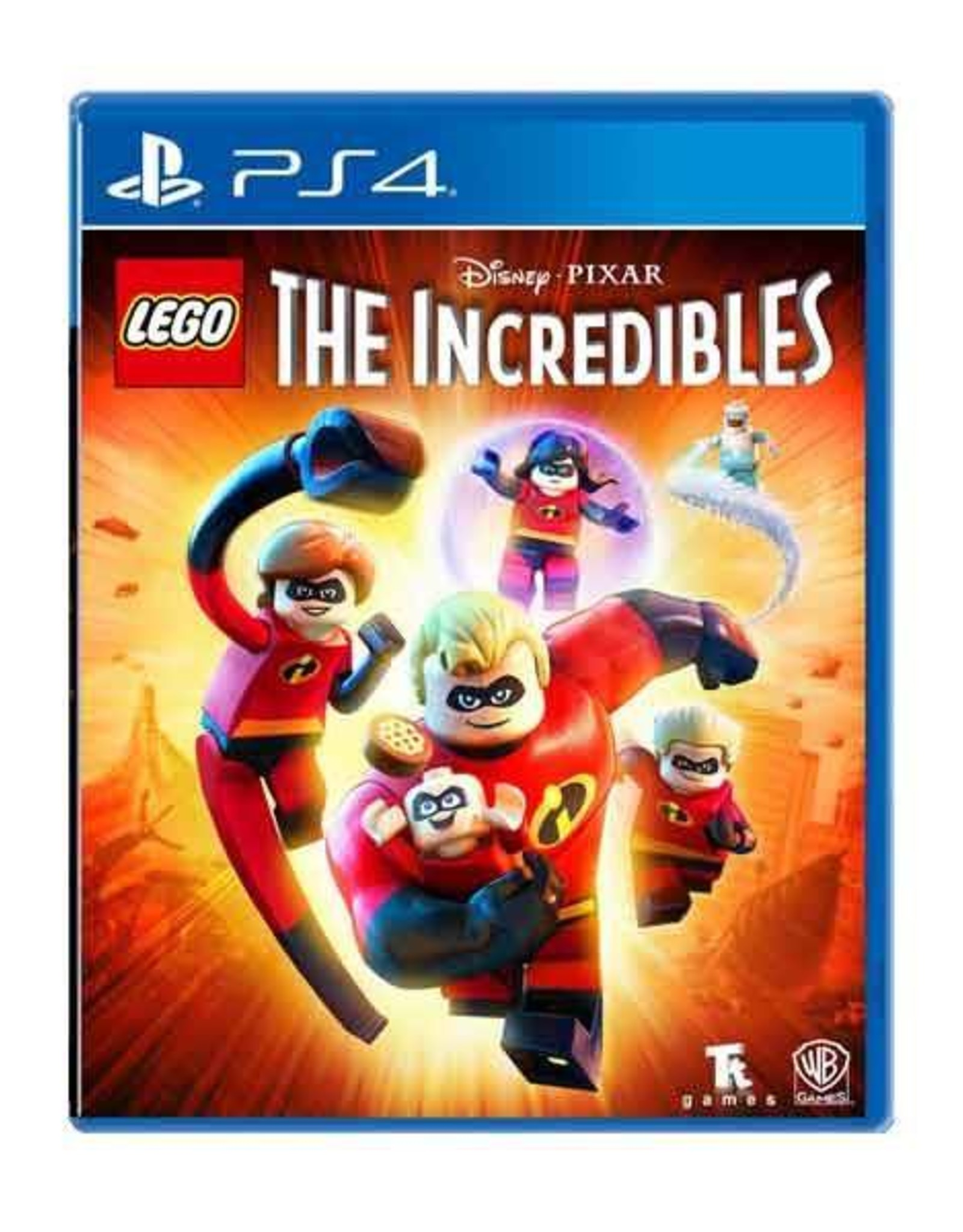 LEGO The Incredibles - PS4 NEW