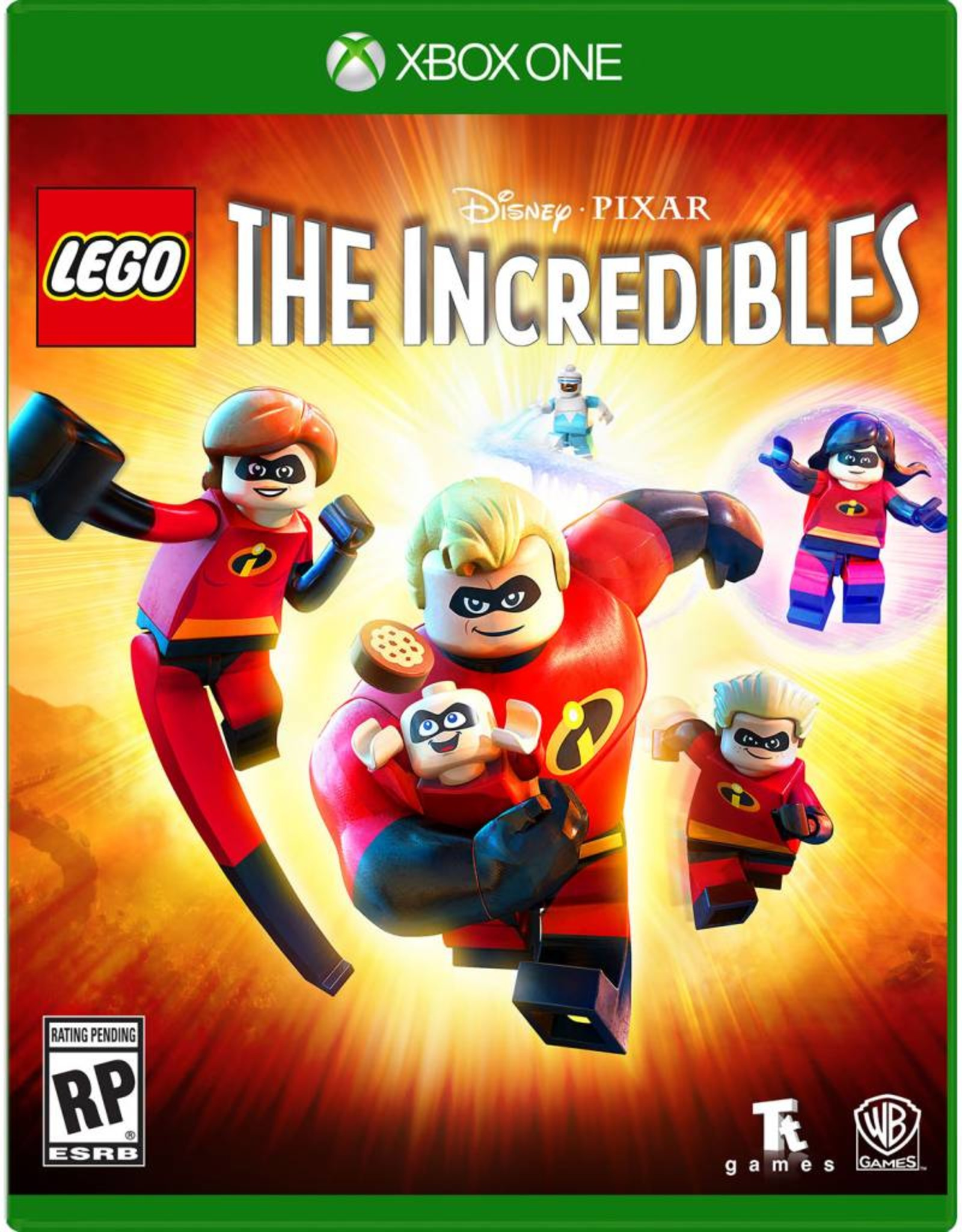 LEGO The Incredibles - XBOne NEW