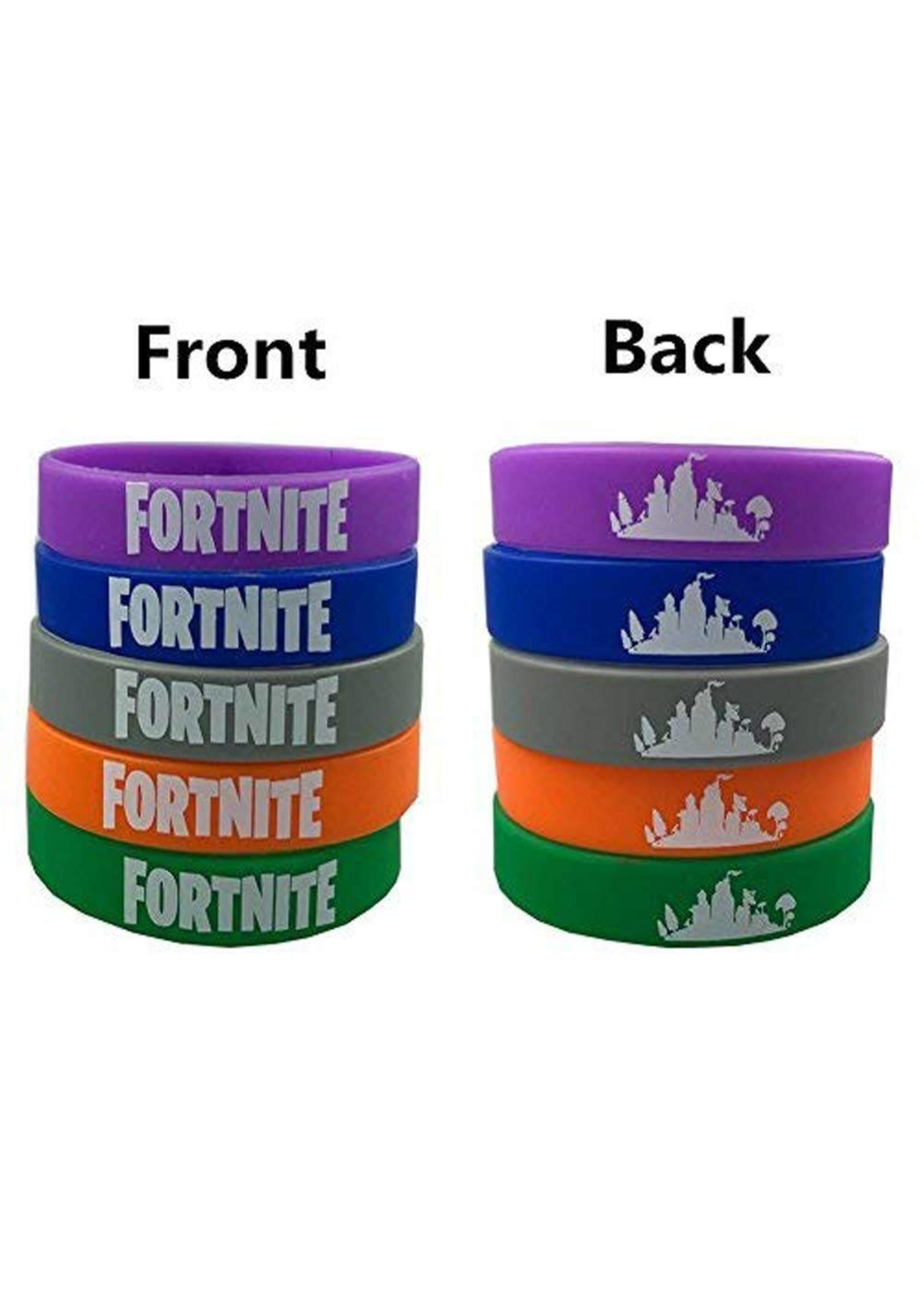 $5 Wrist Band Bracelet (1 PC) (Fortnite / Game / Motivational)