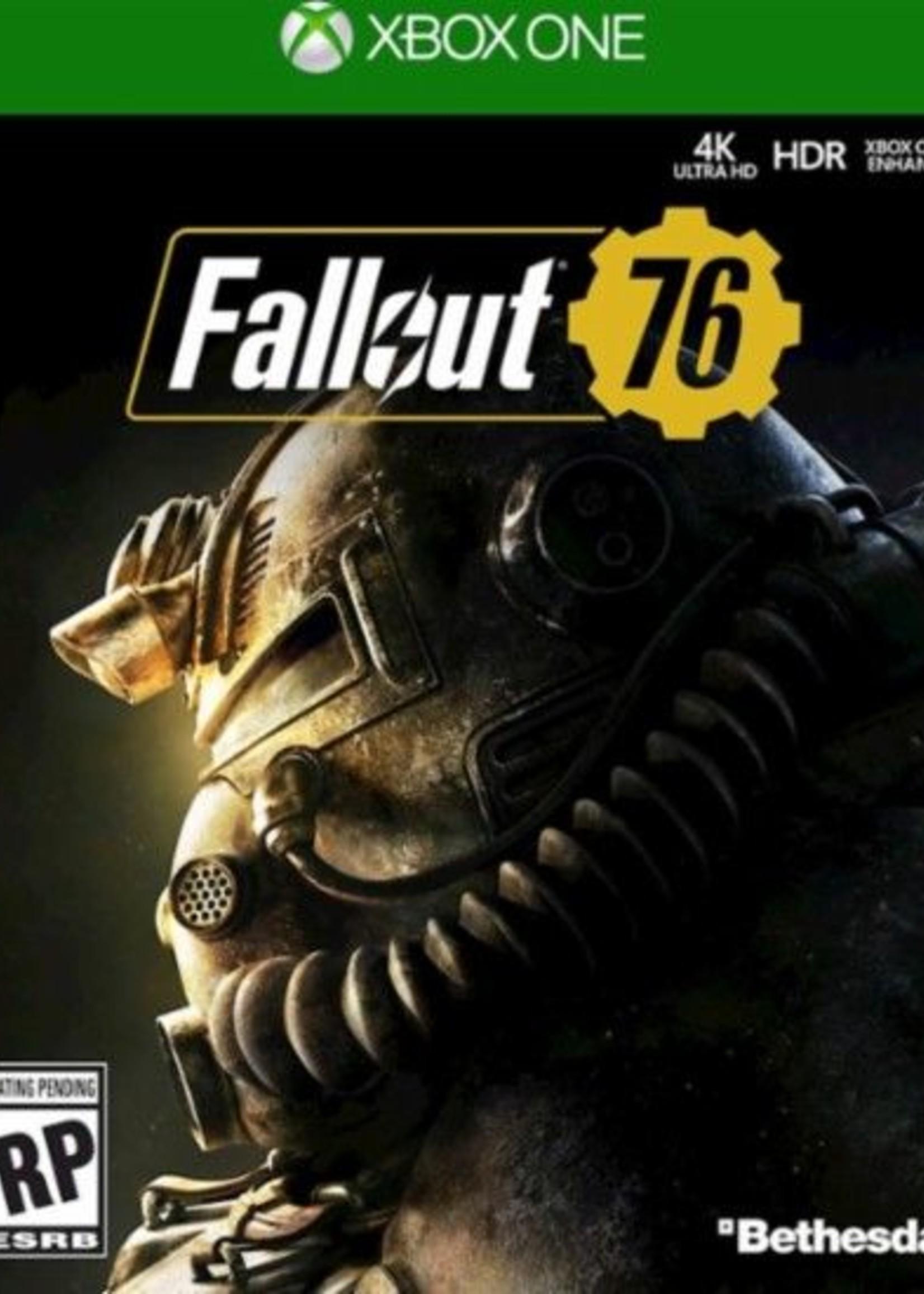 Fallout 76 - XBOne NEW