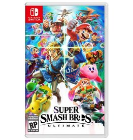 Super Smash Bros. Ultimate - SWITCH NEW