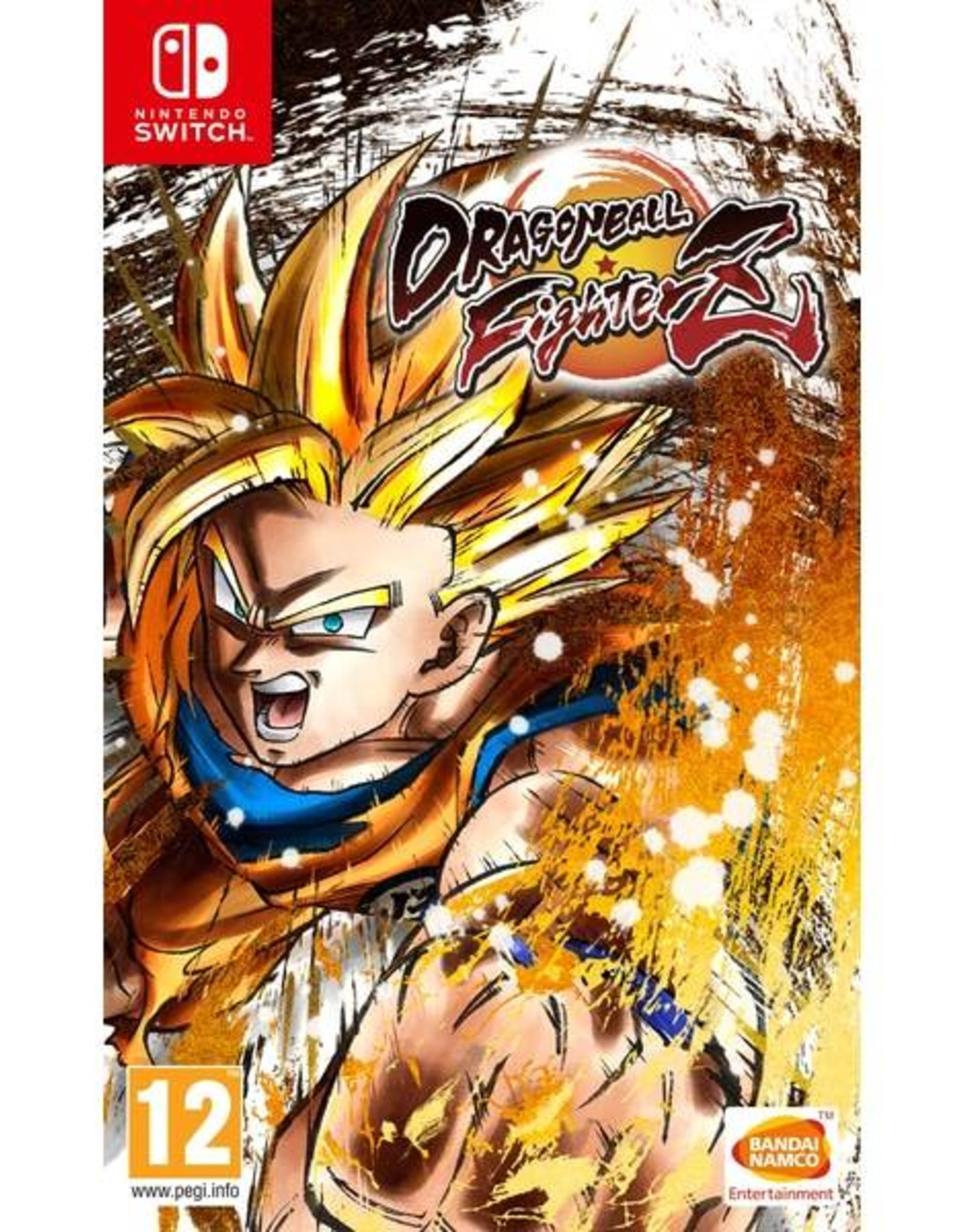 Dragon Ball Fighter Z - SWITCH NEW