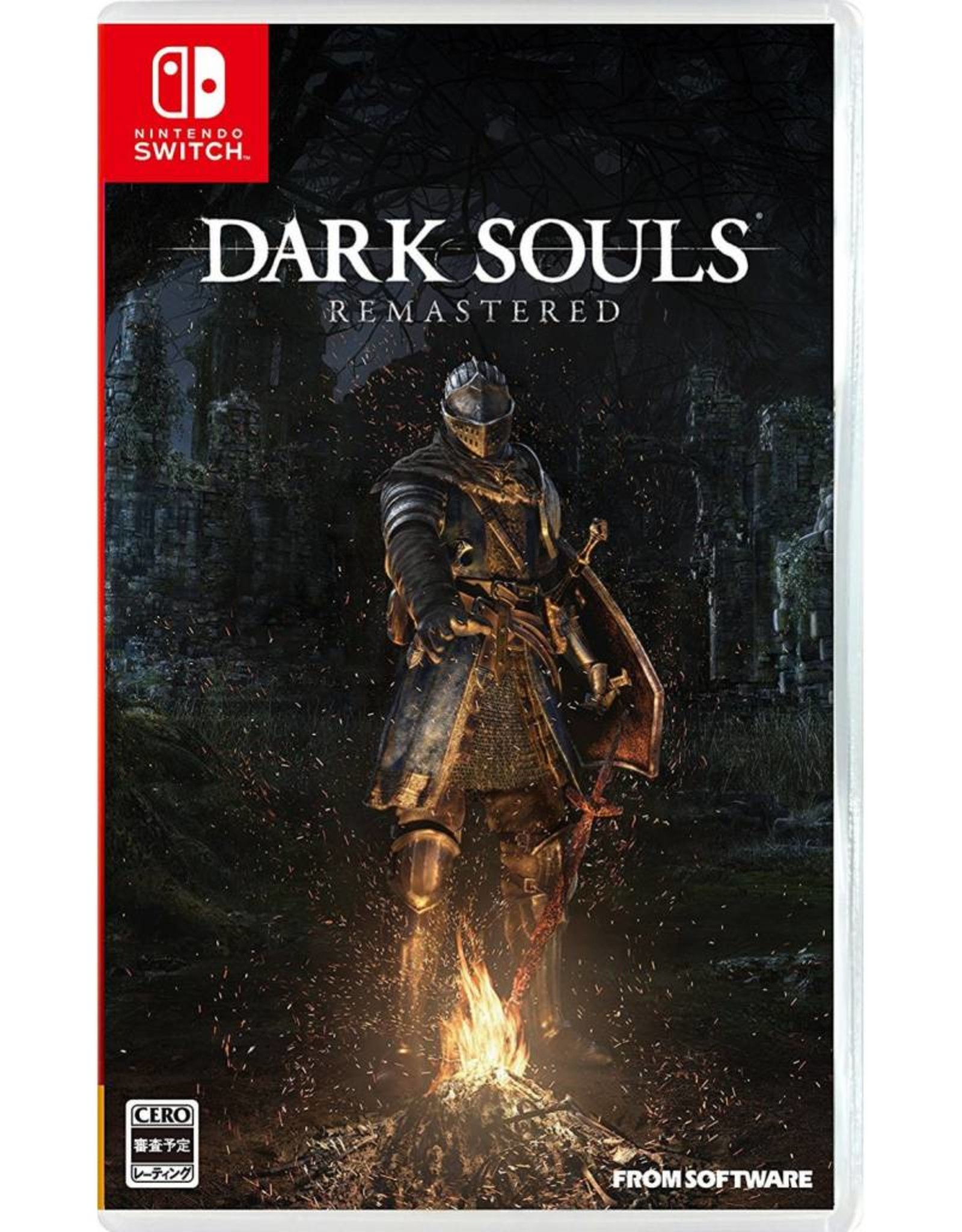 Dark Souls: Remastered - SWITCH NEW