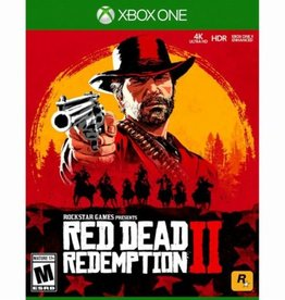 Red Dead Redemption 2 - XBOne NEW