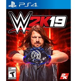 WWE 2K19 - PS4 NEW