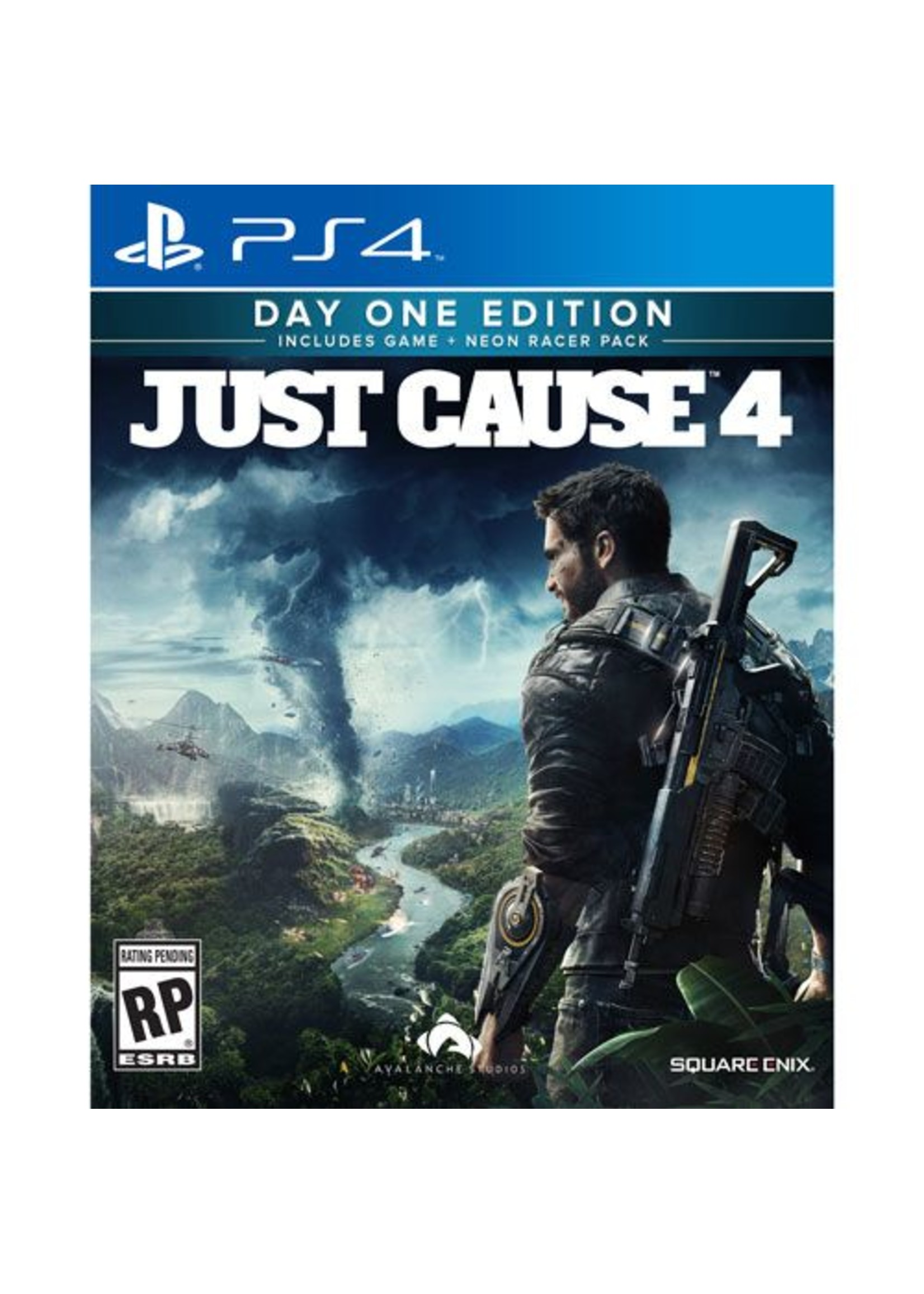Just Cause 4 - PS4 NEW