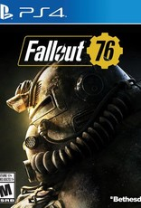 Fallout 76 - PS4 NEW
