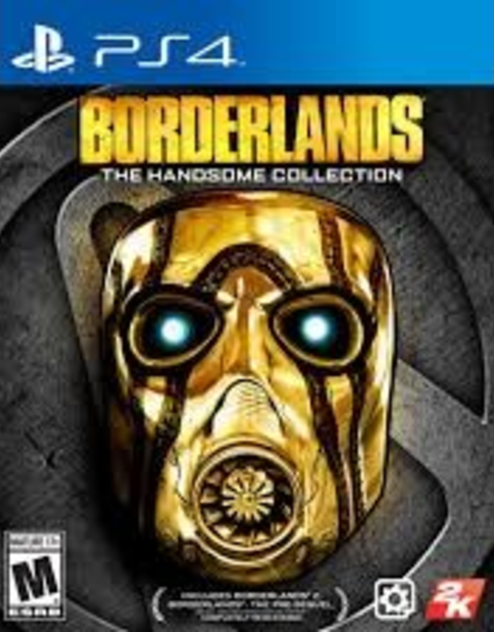 Borderlands The Handsome Collection - PS4 NEW