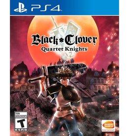Black Clover: Quartet Knights - PS4 NEW