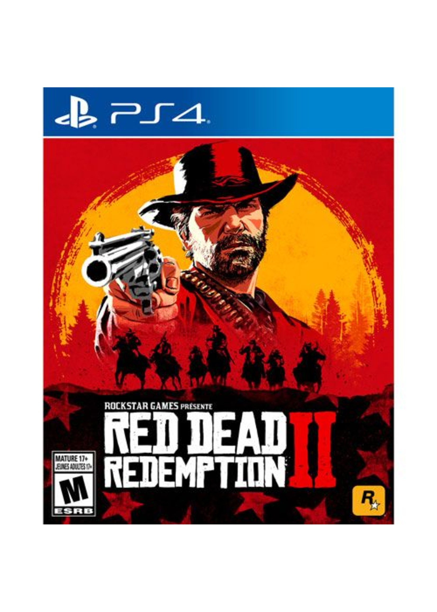 Red Dead Redemption 2 - PS4 NEW