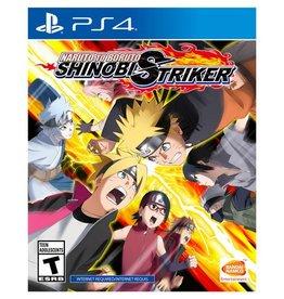 Naruto to Boruto: Shinobi Striker - PS4 NEW