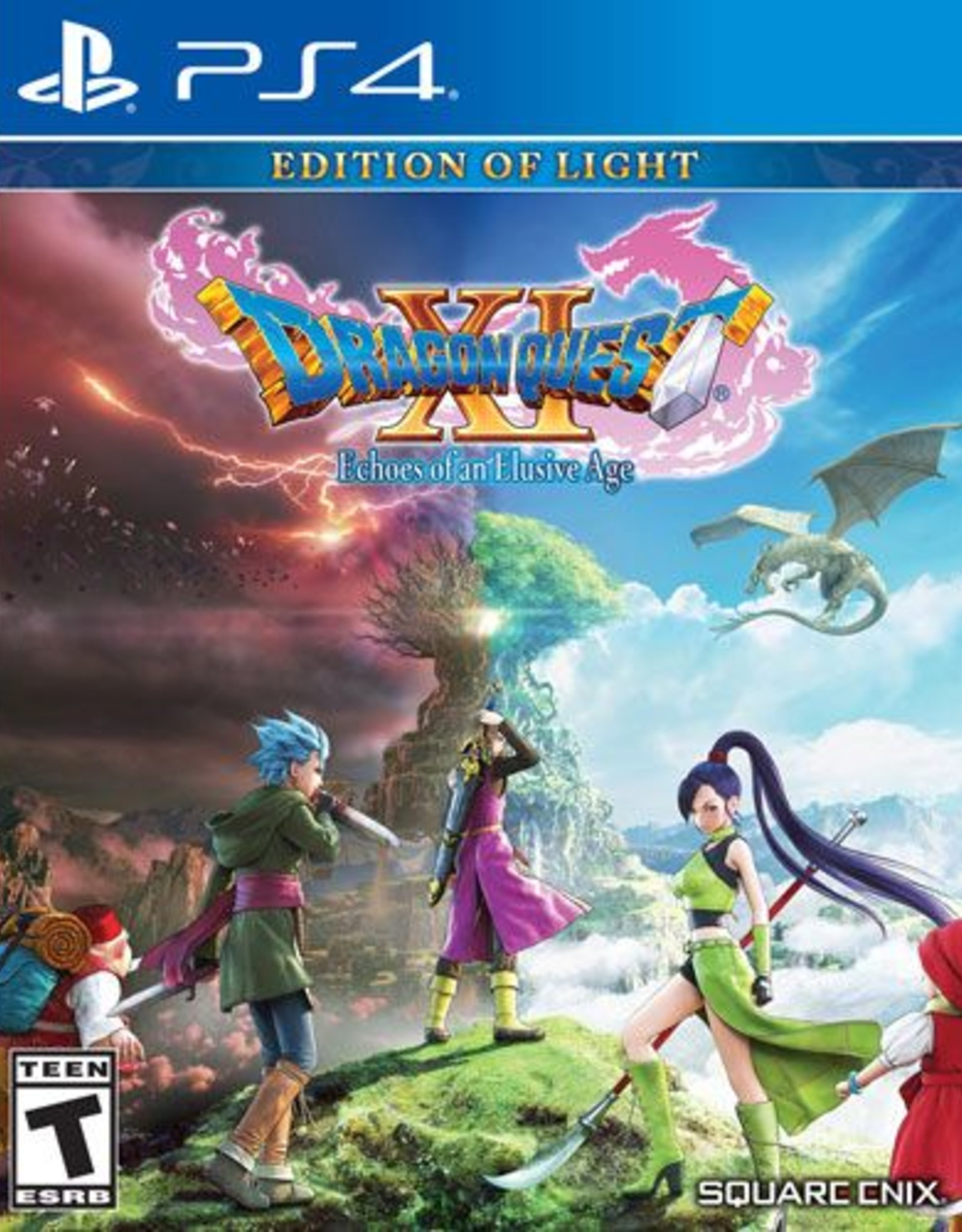 Dragon Quest XI Echoes of an Elusive Age - PS4 NEW