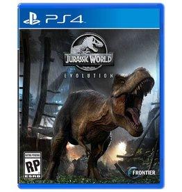 Jurassic World Evolution - PS4 NEW