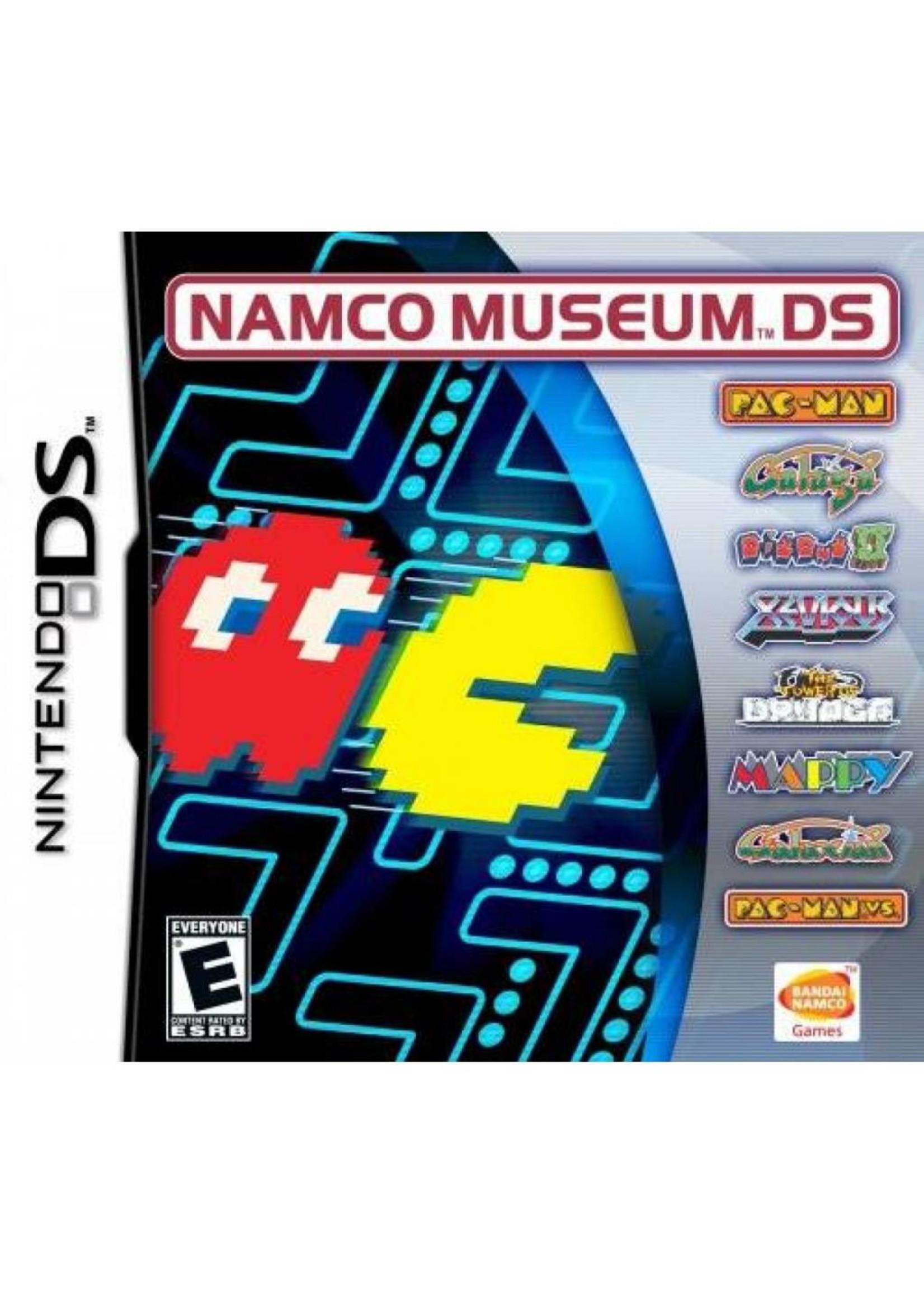 Namco Museum - NDS PrePlayed