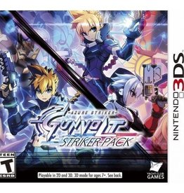 Azure Striker Gunvolt Striker Pack - 3DS PrePlayed