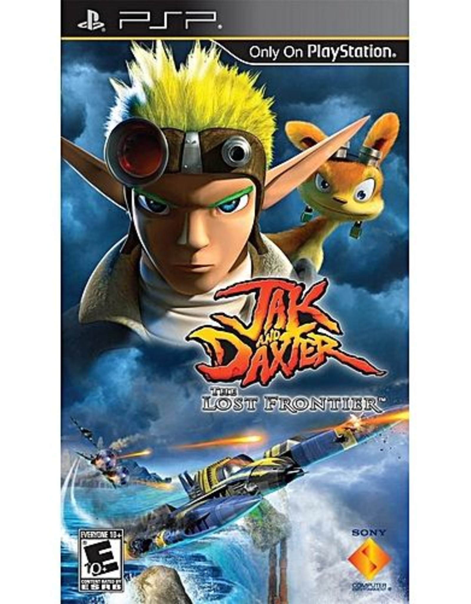 Jak and Daxter The Lost Frontier - PSP NEW