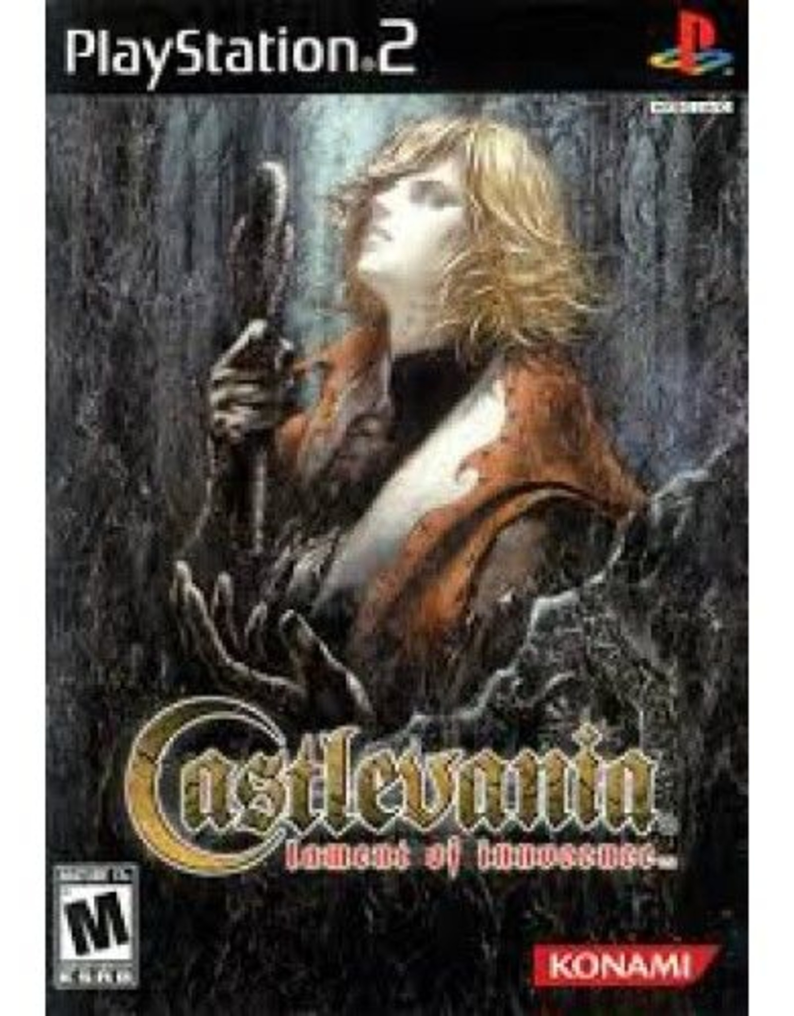 Castlevania: Lament of Innocence - PS2 PrePlayed