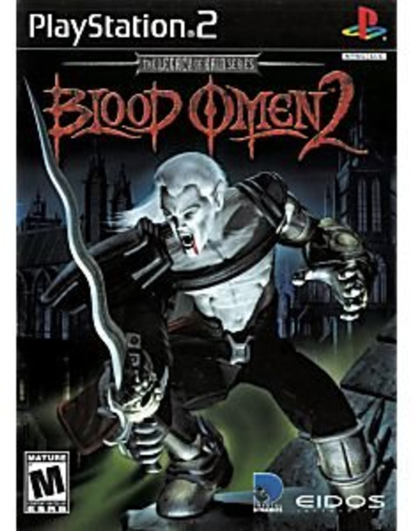 Blood Omen 2 - PS2 PrePlayed