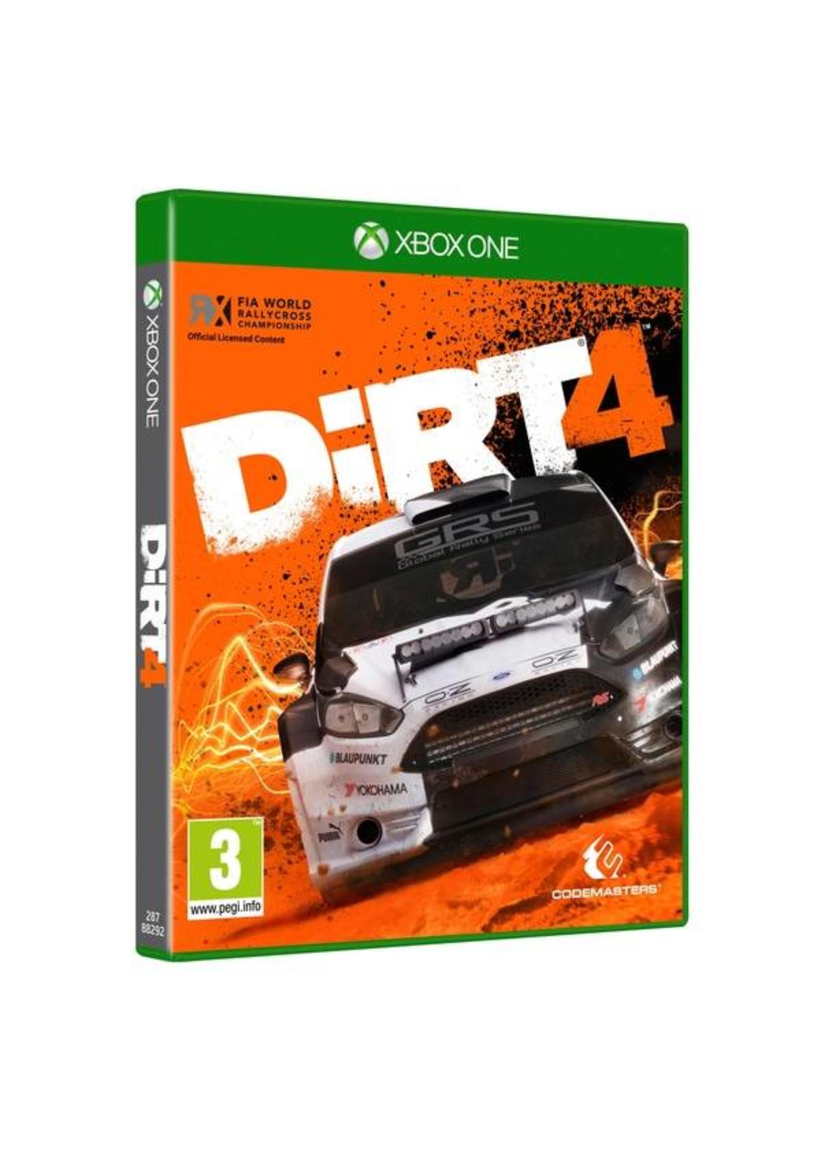 DiRT 4 - XBOne PrePlayed