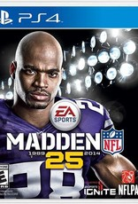 Madden 25 - PS4 PrePlayed
