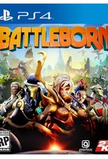 Battleborn - PS4 PrePlayed