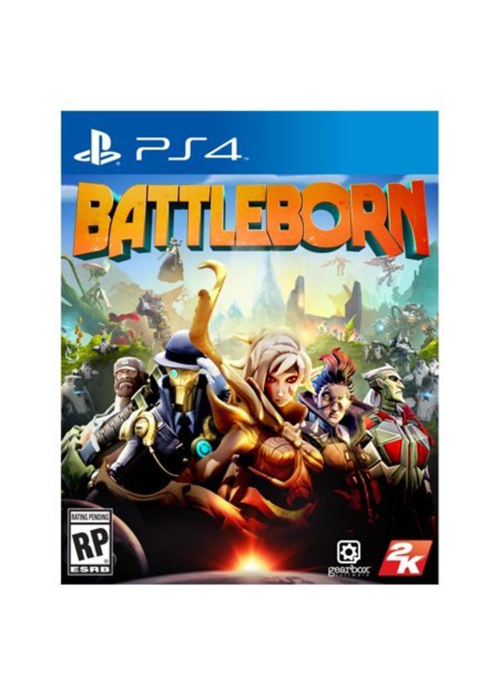 Battleborn - PS4 PrePlayed