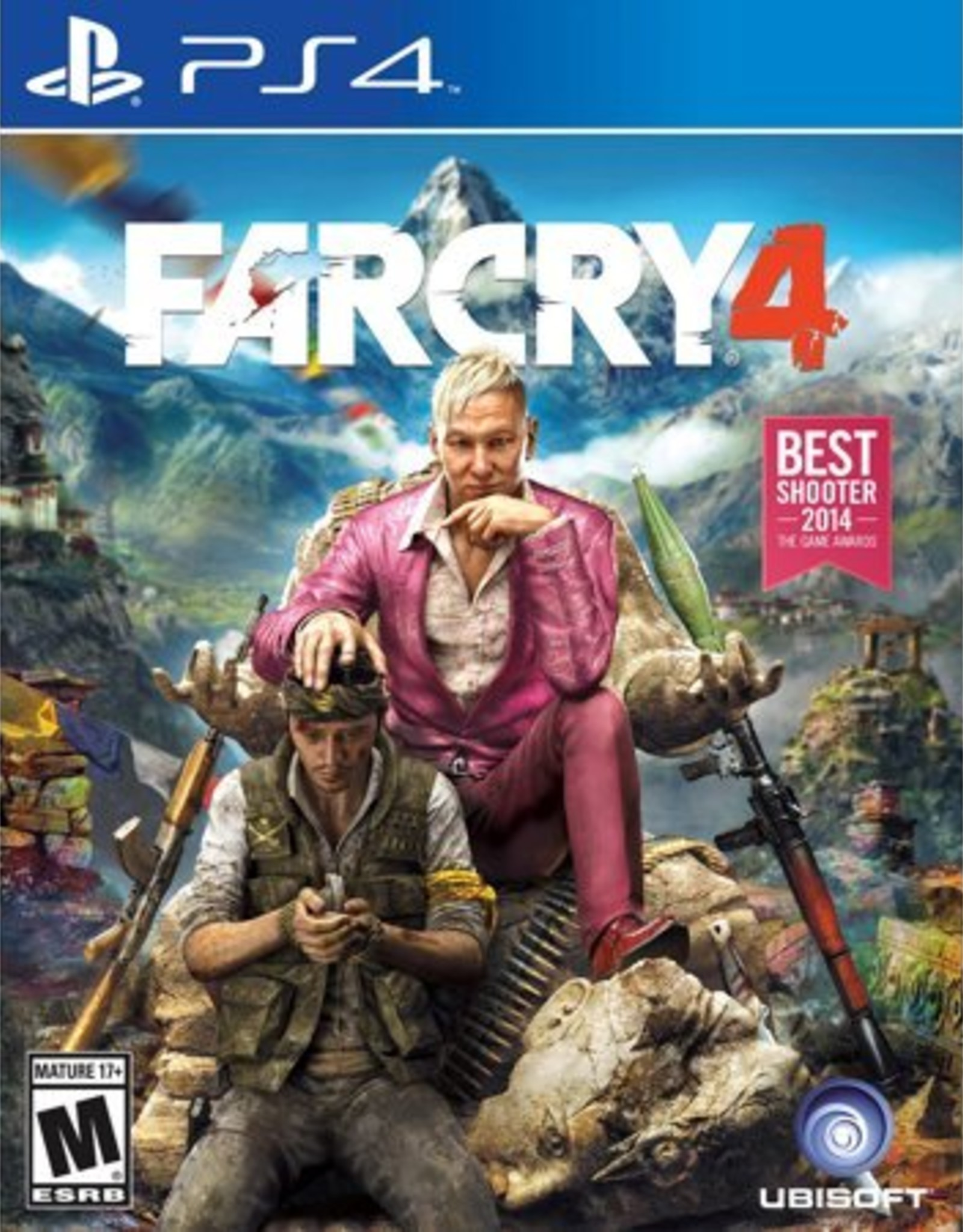 Far Cry 4 - PS4 PrePlayed