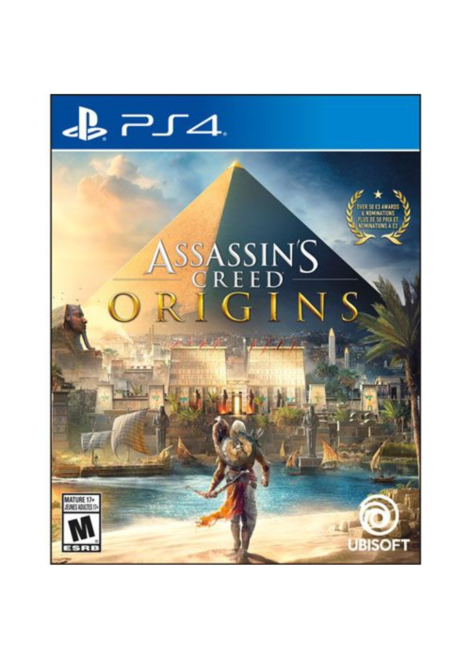 Assassin's Creed Origins - PS4 PrePlayed