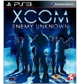 XCOM Enemy Unknown - PS3 PrePlayed