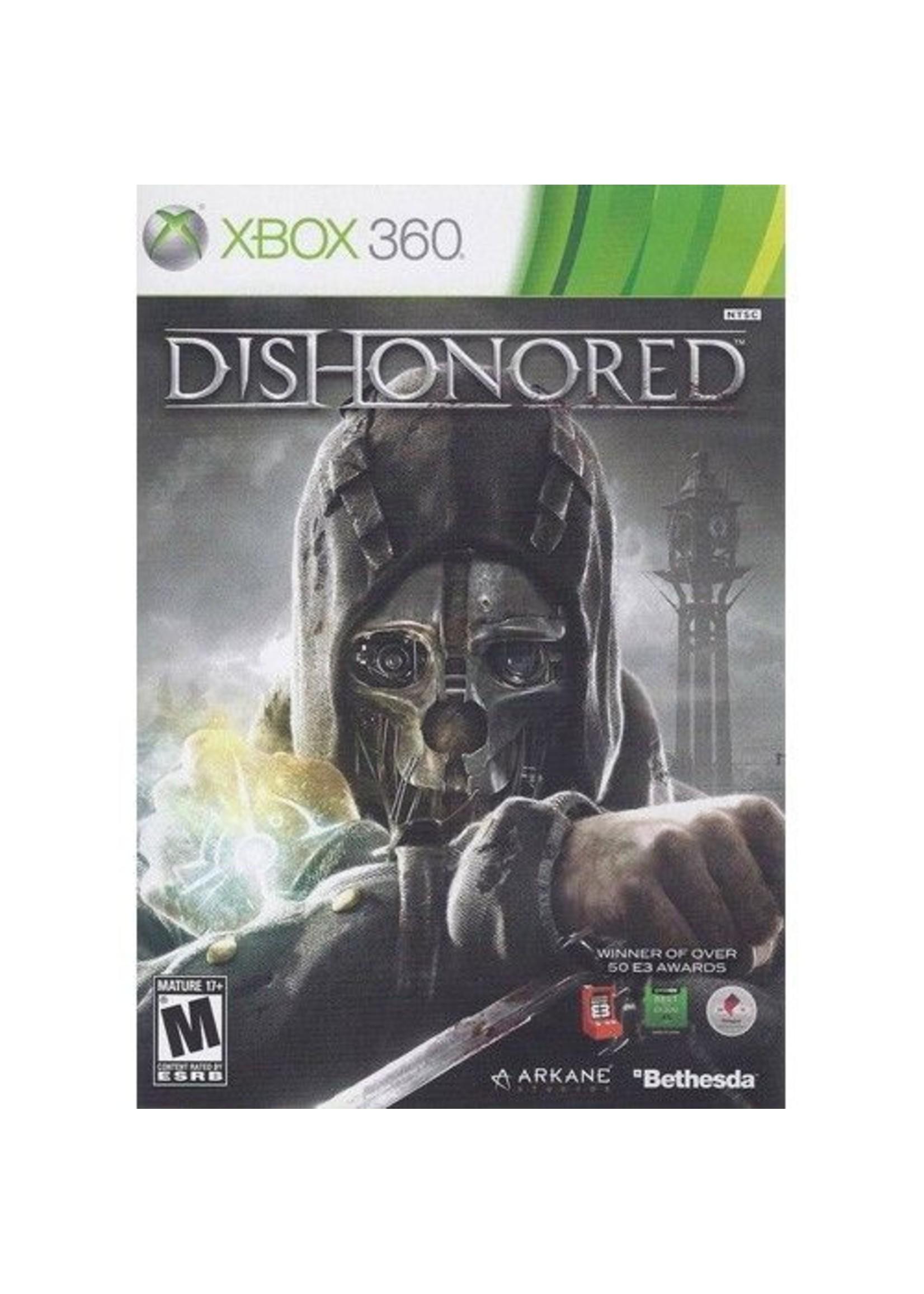 Dishonored - XB360 PrePlayed