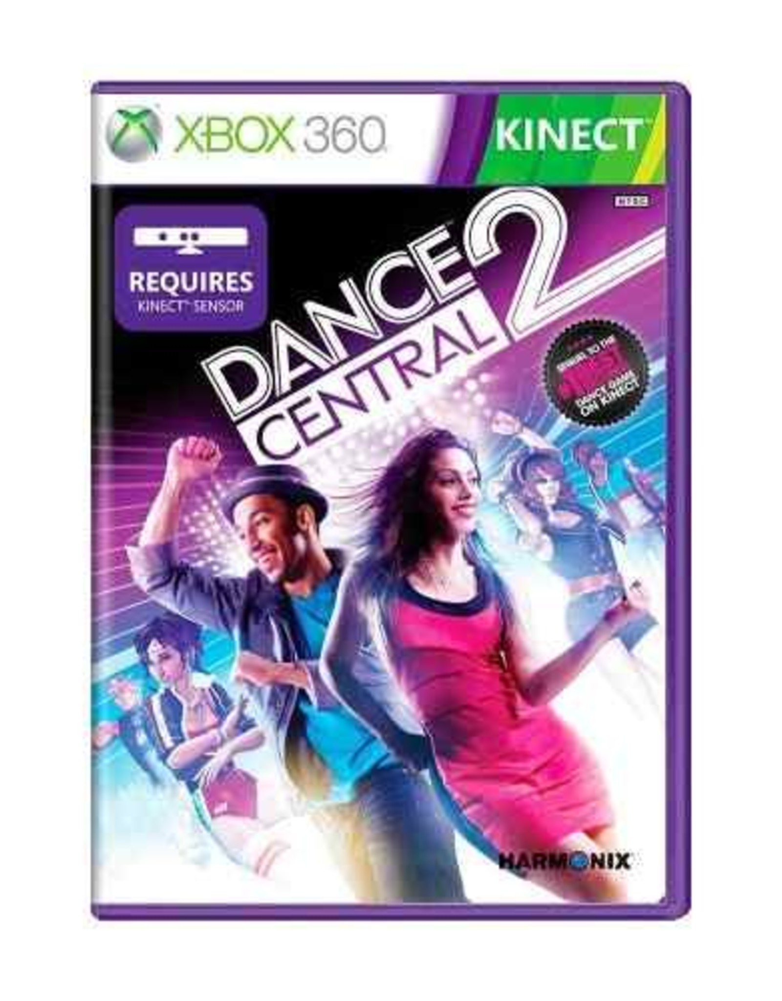 Dance Central 2 - XB360 PrePlayed