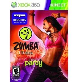 Zumba Fitness - XB360 PrePlayed
