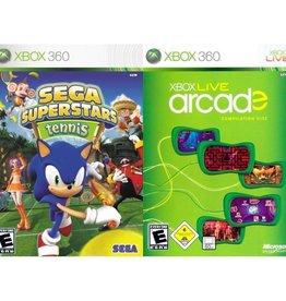 Sega Superstars Tennis - XB360 PrePlayed