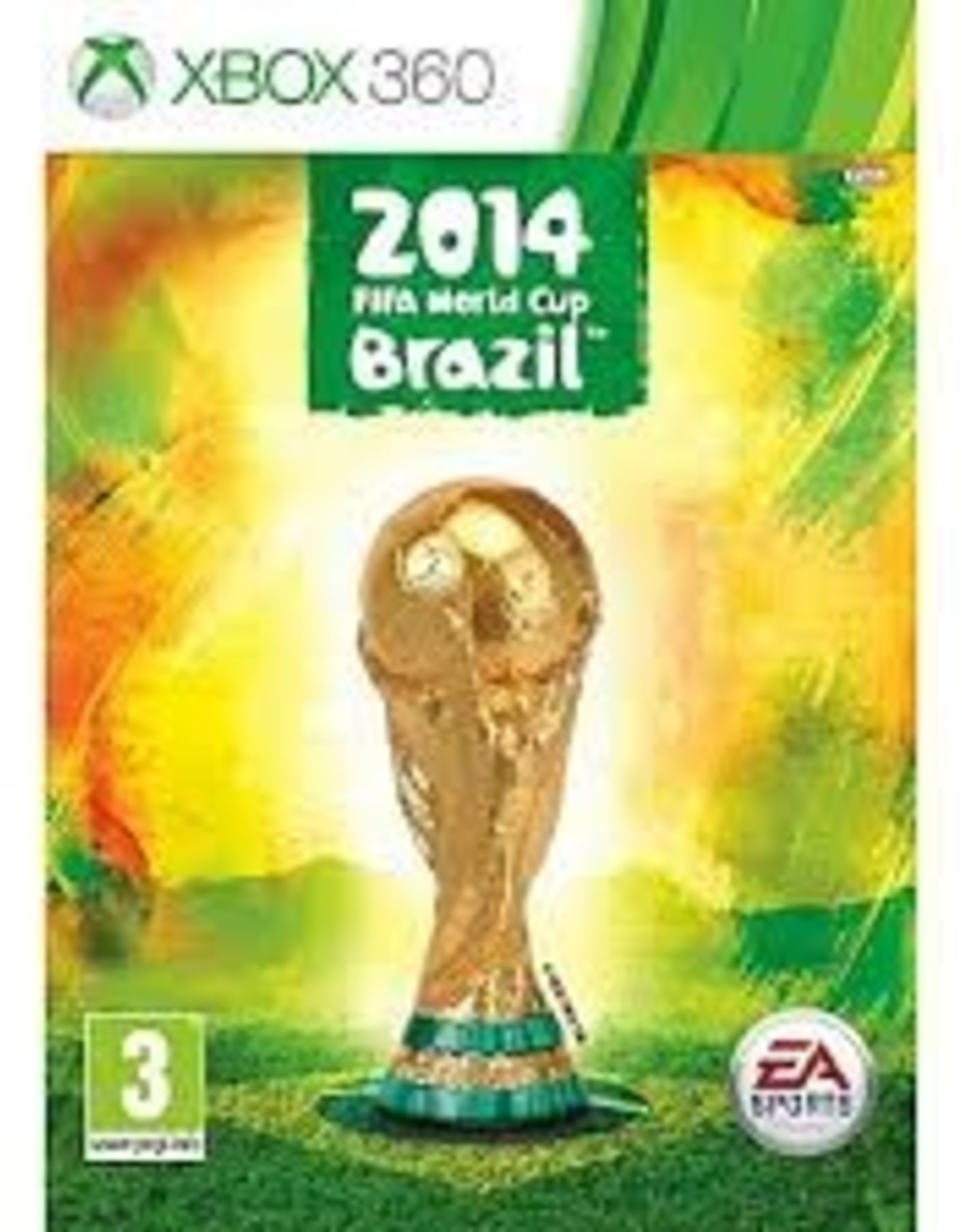 FIFA 2014 World Cup Brazil - XB360 PrePlayed