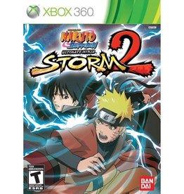 Naruto Shippuden: Ultimate Ninja Storm 2 - XB360 PrePlayed