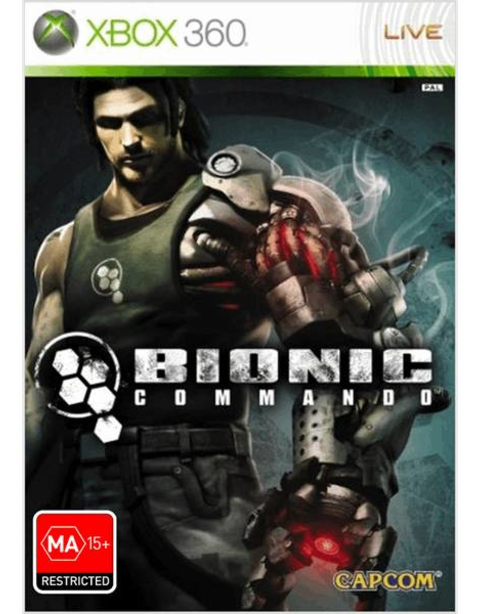 Bionic Commando - XB360 PrePlayed