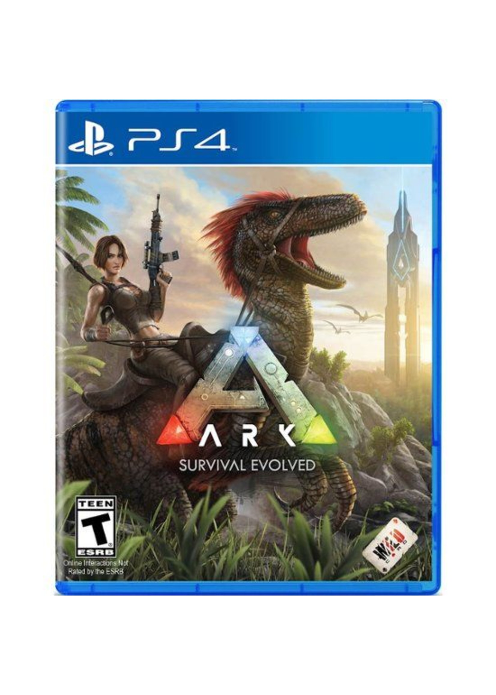 ARK Survival Evolved - PS4 PrePlayed