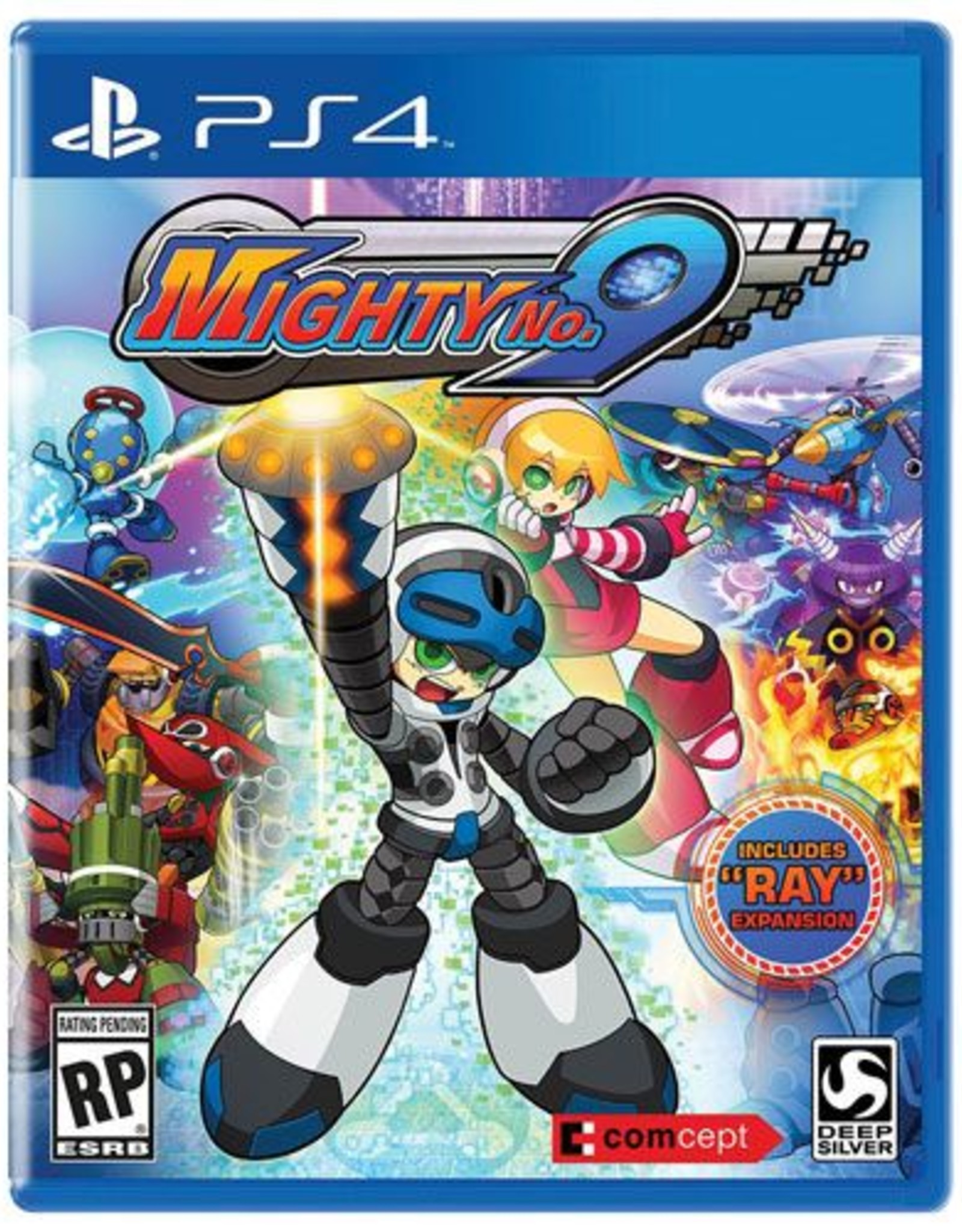 Mighty No 9 - PS4 PrePlayed