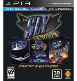 The Sly Collection - PS3 PrePlayed