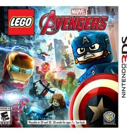 LEGO Avengers - 3DS PrePlayed