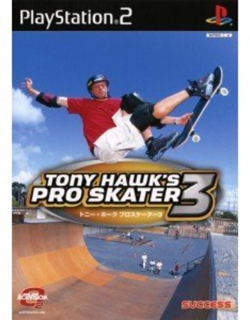Resultado de imagen para Tony Hawk's Pro Skater 3 PS2