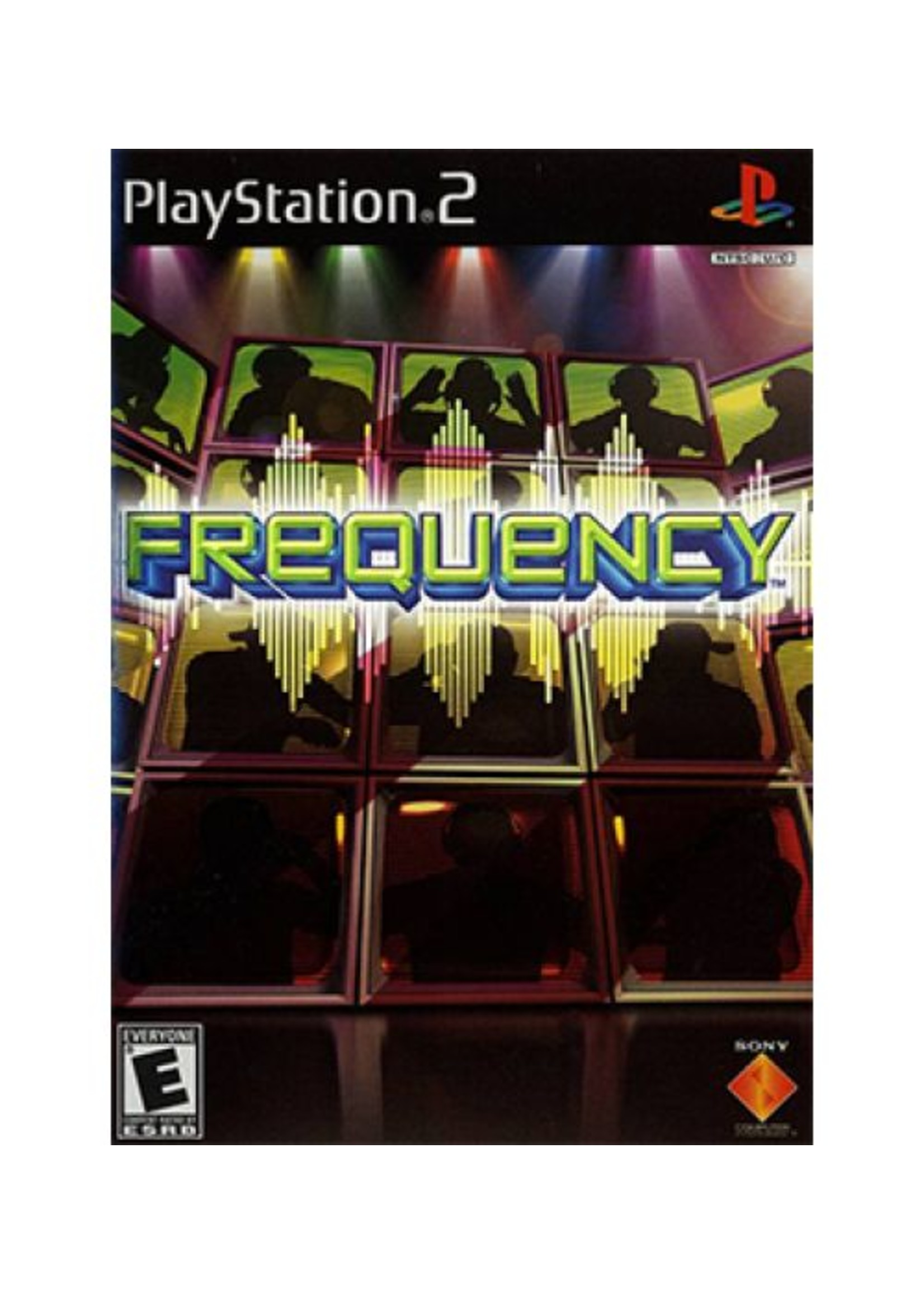 Frequency - PS2 PrePlayed
