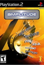 Amplitude - PS2 PrePlayed