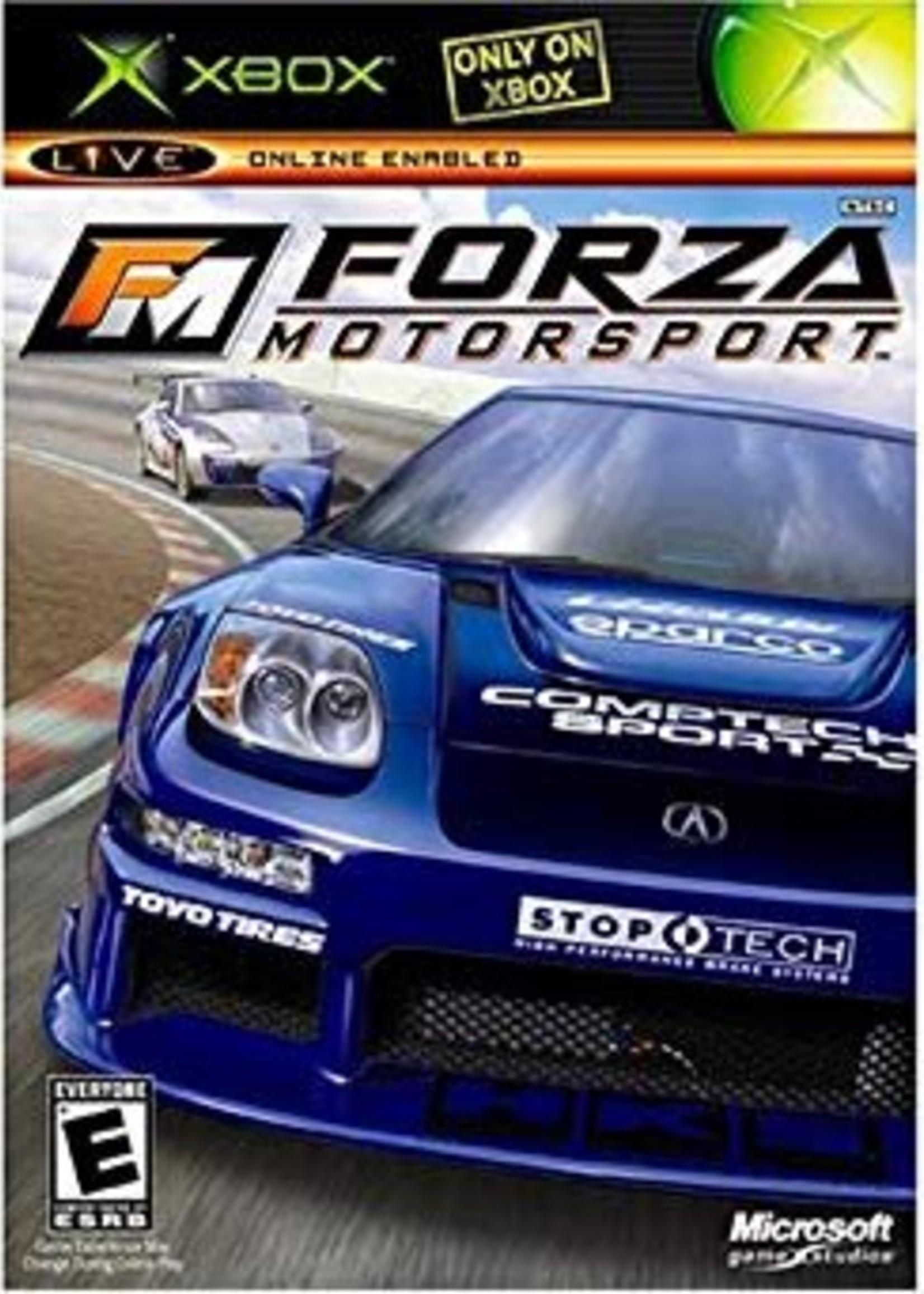 Forza Motorsport - XBOX PrePlayed