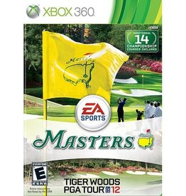 Masters Tiger Woods PGA Tour 12 - XB360 PrePlayed