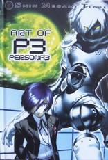 Art of Persona 3 - Book