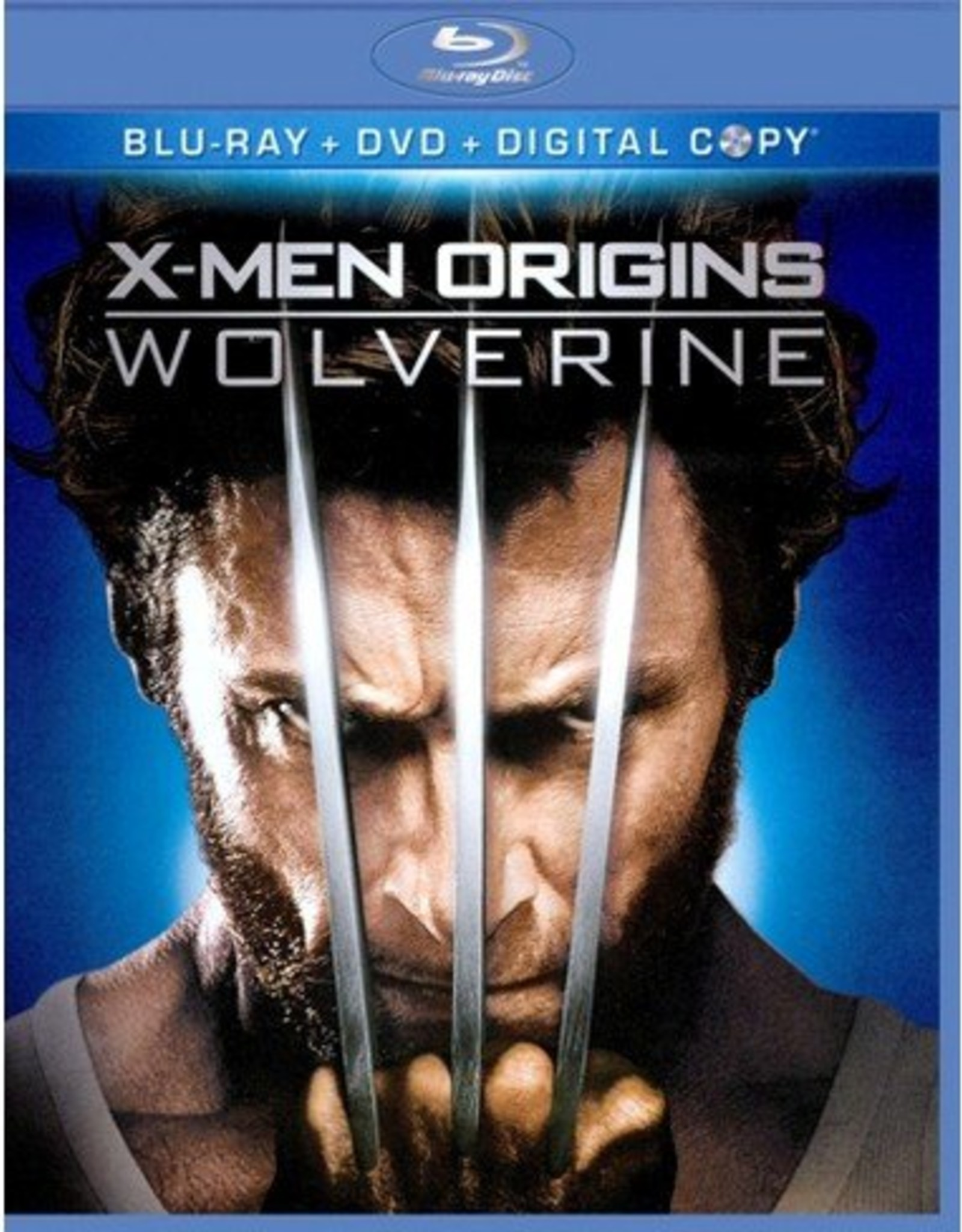BluRay Movie X-Men Origins Wolverine